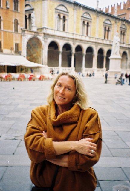 Марина в Вероне