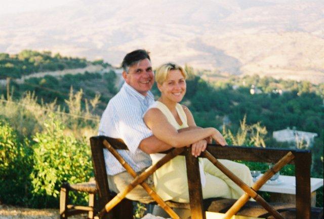 В горах Кипра