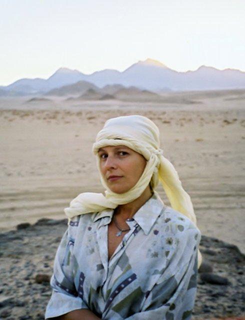 Восход в Сахаре