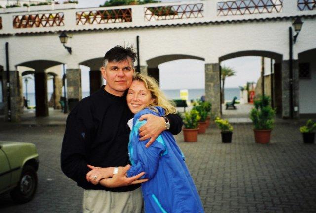 В Бланесе.1999