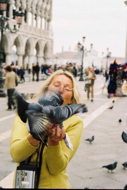 На Сан Марко в Венеции