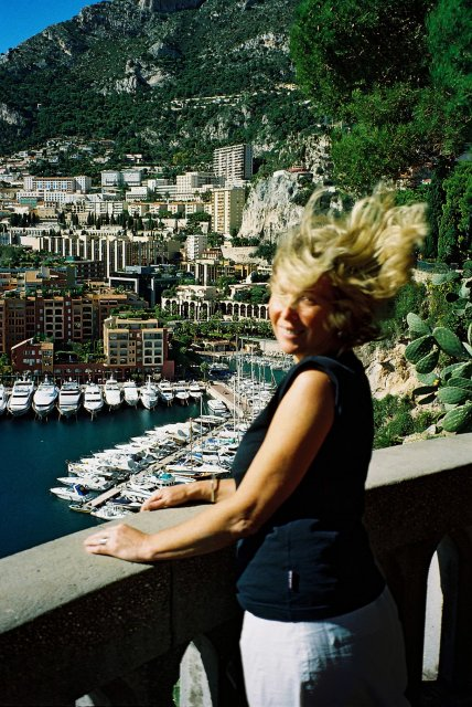 Ветер в Монте-Карло