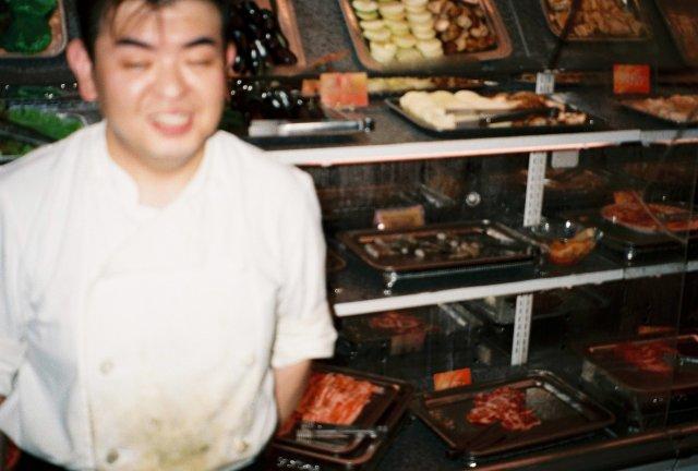 В японском ресторанчике