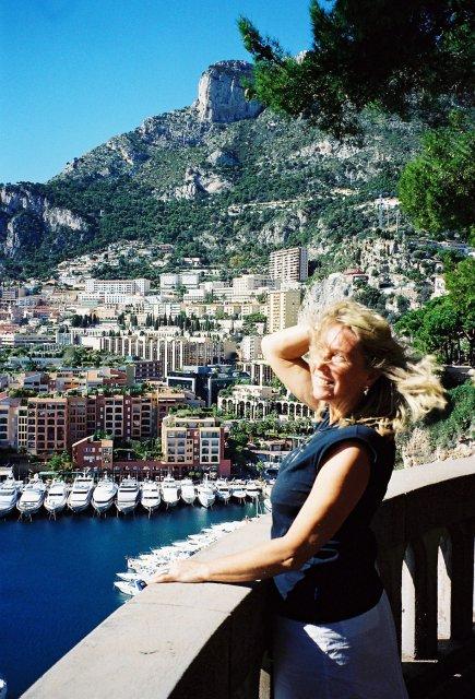 На набережной в Монте-Карло