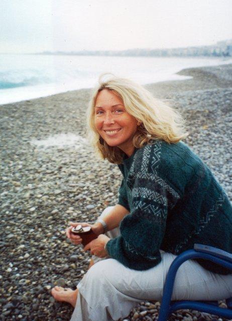 В Ницце.2001