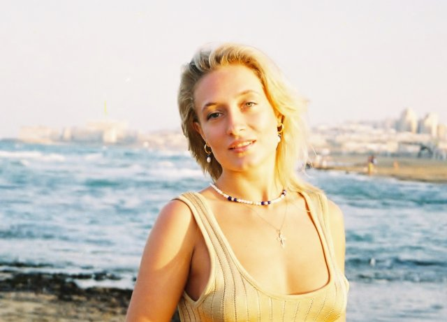 Алиса Признякова - пассия Никиты.1995