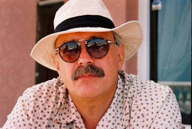 Никита Михалков в отеле Торовьехо.1995