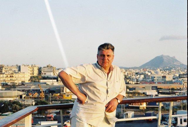Отплывая от Крита