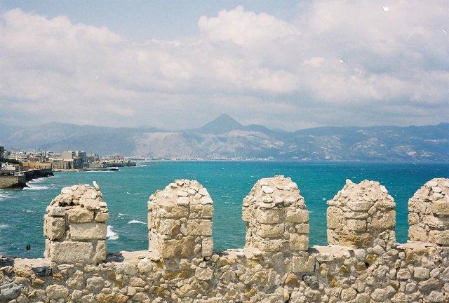Старый порт в Ираклионе