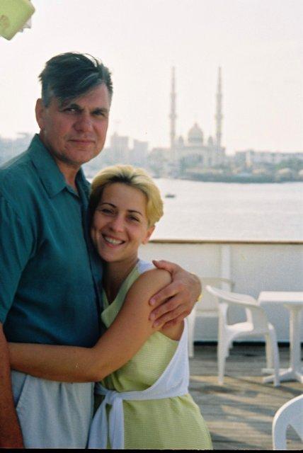 В Александрийском порту