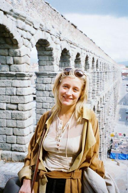 Алиса в Сеговии.1995
