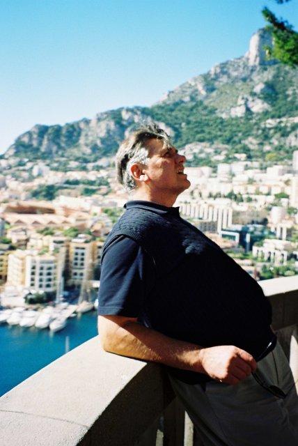 Николай Ващилин в Монте-Карло.2001