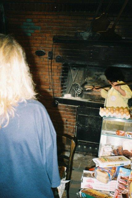 В пекарне Вильфранша