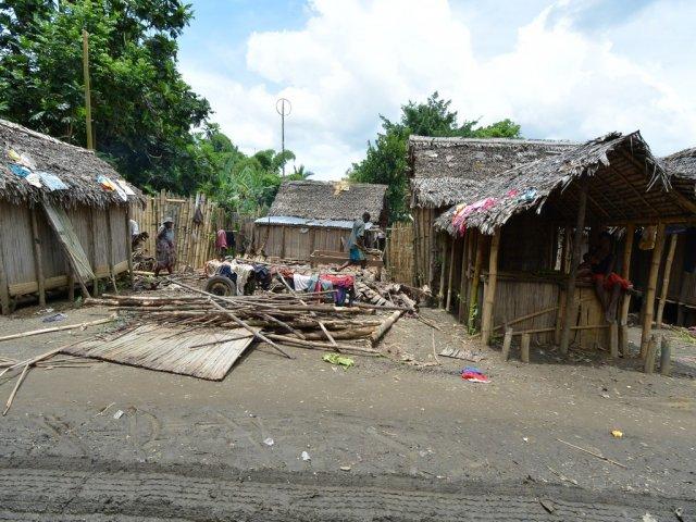 Окраины Таматабе.