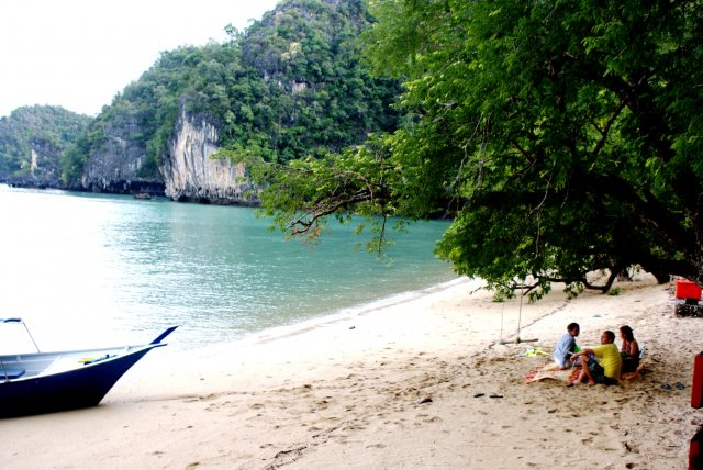 Барбекю обед для вас на необитаемом острове, Малайзия