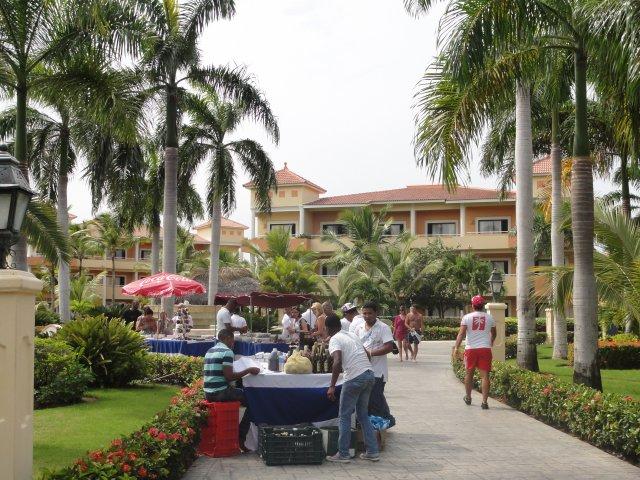 Отель Gran Bahia, Доминикана