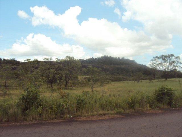 Амазонас - типичный вид с дороги