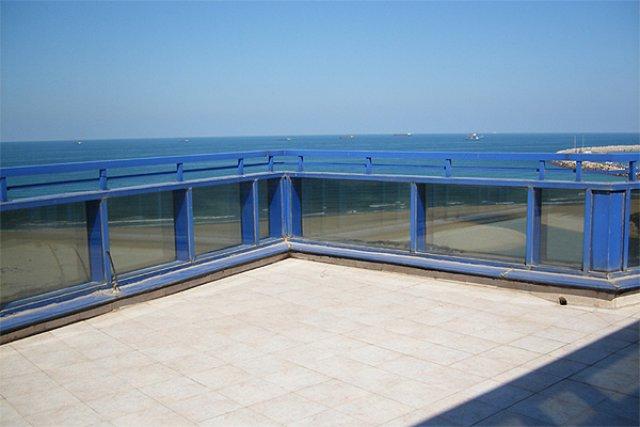 На крыше отеля Ashdod Beach, Израиль