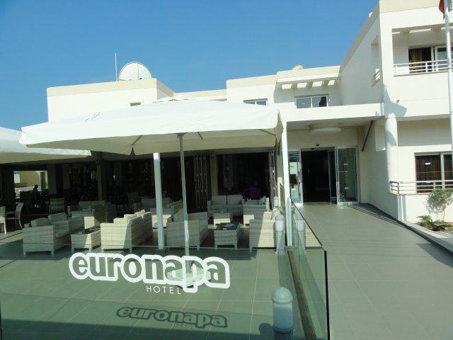 Отель Euronapa, Айя-Напа, Кипр