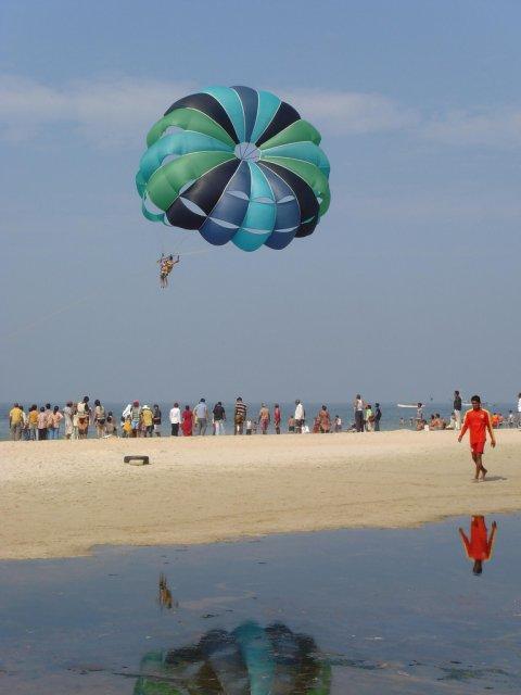 Колва бич, Гоа, Индия