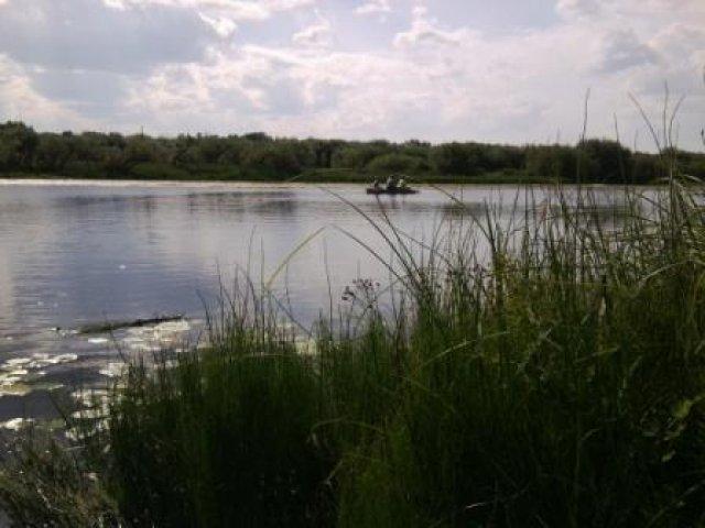 Маленькое озеро в Архангельской области, Россия