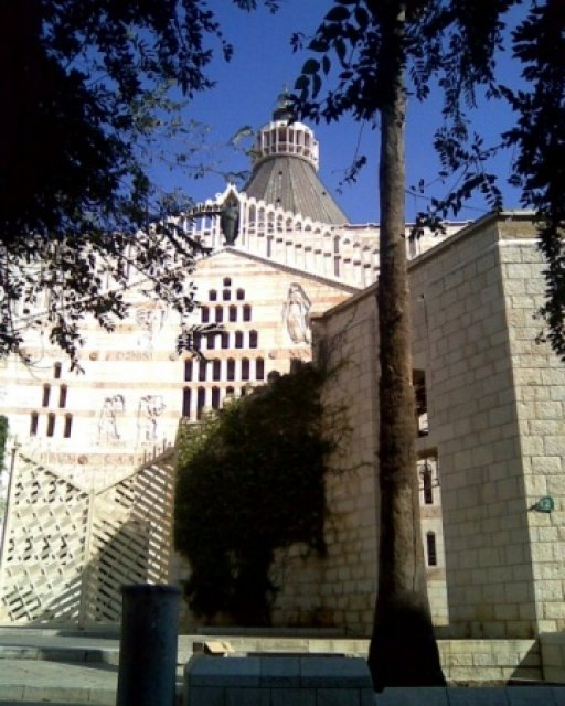 Храм Благовещения, Назарет, Израиль