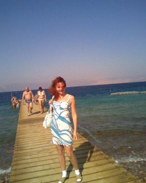 На Красном море, Иордания