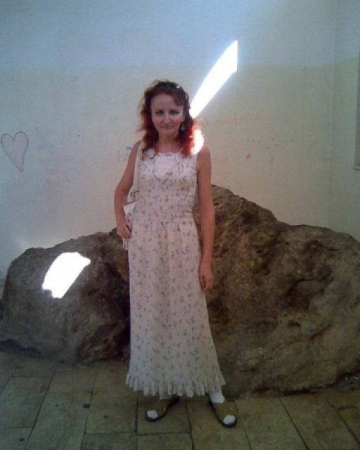 Вади Мусса. Камень, до которого дотронулся Моисей, Иордания