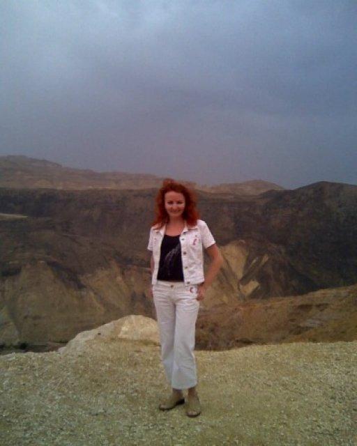 Высоко в горах, над Мертвым морем, Иордания