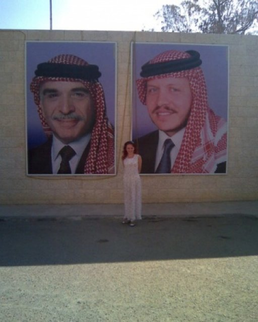 Короли Иордании