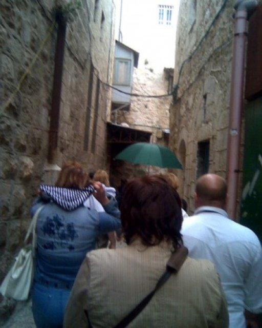 На улице Иерусалима, Израиль