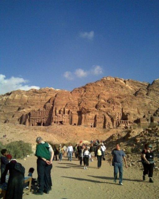 Гробница четырех королей, Иордания