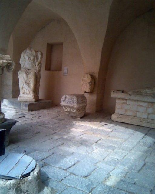 Древнеримское жилище в Ум Каисе, Иордания