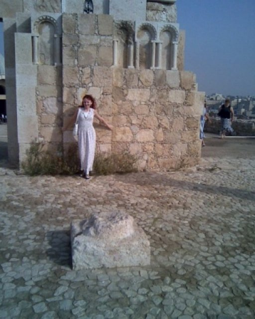 Окрестности Аммана
