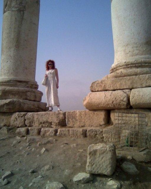 Храм Геркулеса, Иордания