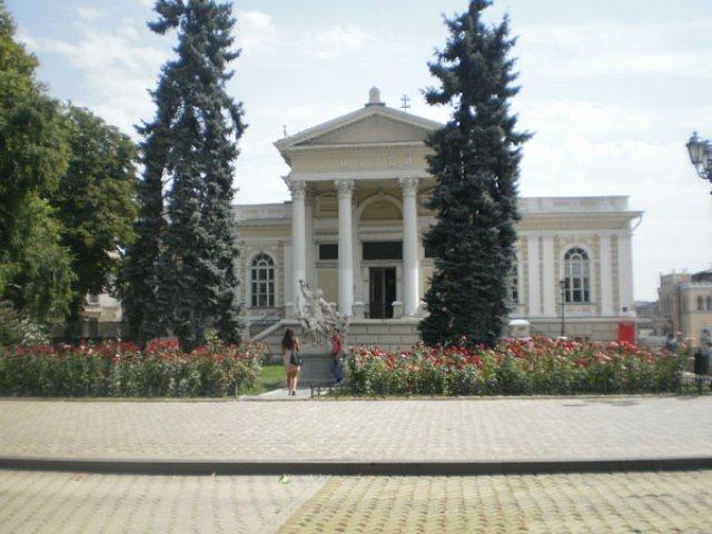 Археологический музей, Одесса, Украина