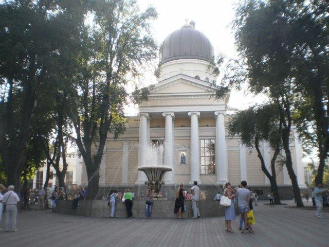 Спасо-Преображенский собор в Одессе, Украина