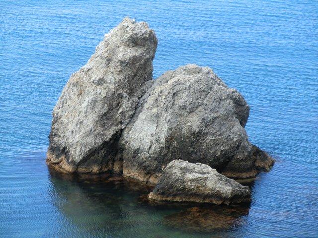 Скалы у Судака.