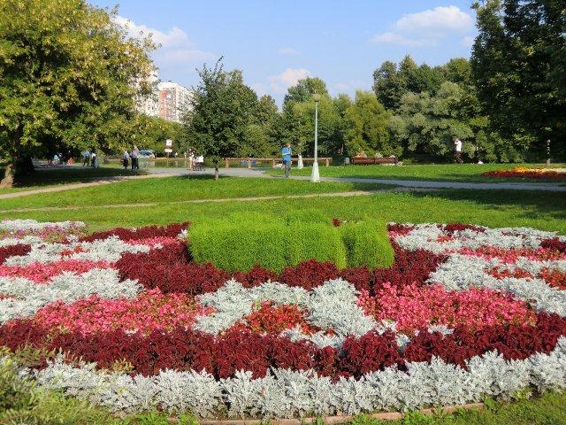 Воронцовский парк в августе 2013.