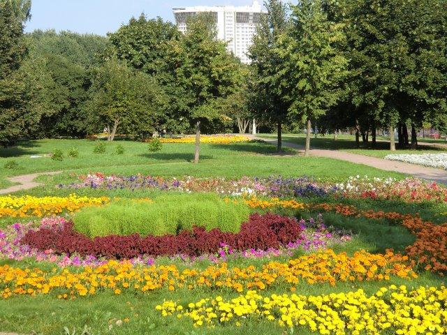 Воронцовский парк летом 2013-го.