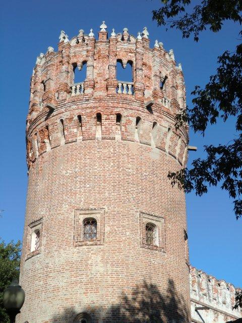 Сетуньская башня.