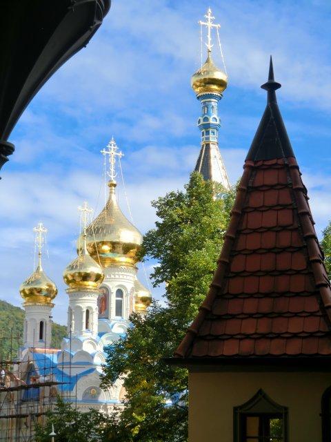 Русская православная Церковь Петра и Павла