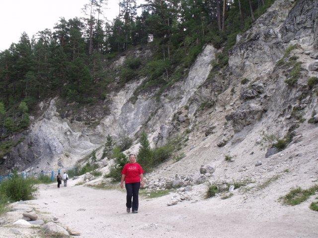 Мраморный каньон.