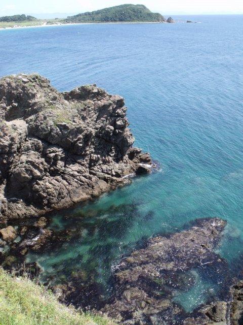 Берега Тихого океана.
