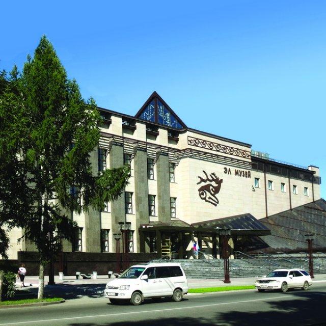 музей имени А.В.Анохина