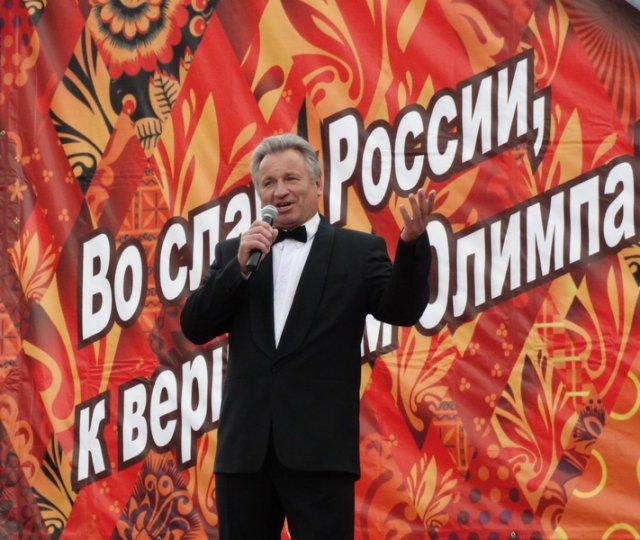 заслуженный артист Республики Алтай Коротков Сергей Николаевич