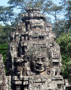 Ангкор.Четырехликий.Камбоджа