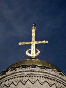 Дмитриевский собор.Купол