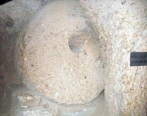 Катакомбы Каппадокии. Жернова