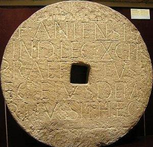 Вена римские захоронения - мельница
